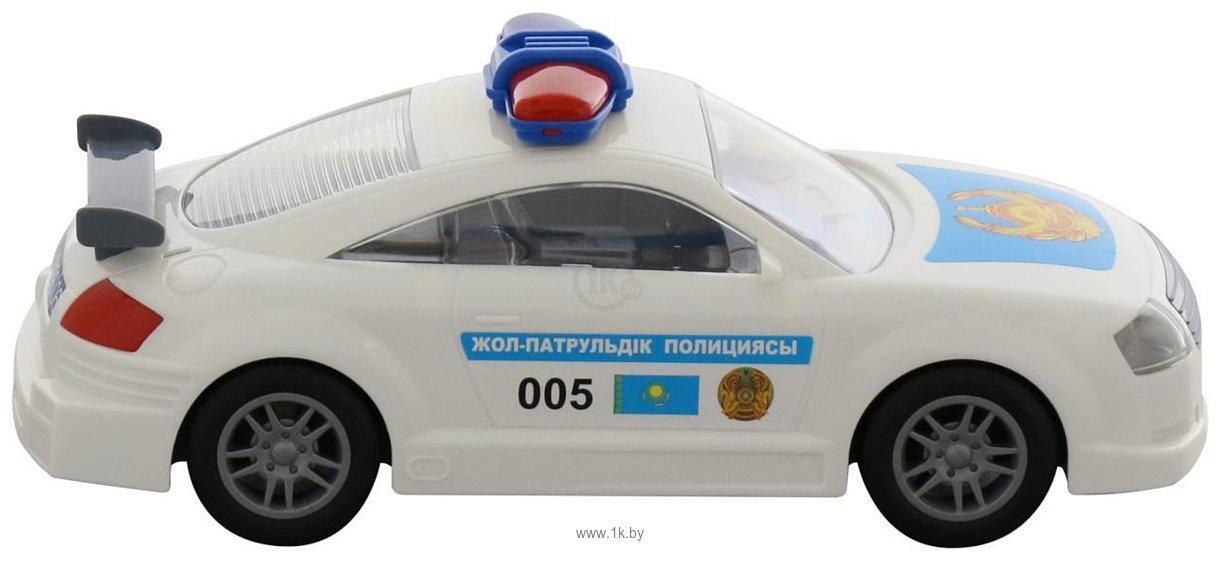 Фотографии Полесье ДПС Казахстан автомобиль инерционный 67784