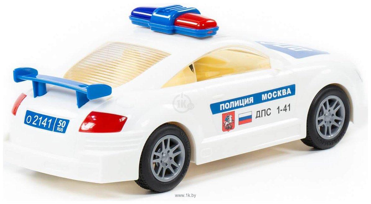 Фотографии Полесье ДПС Москва автомобиль инерционный 37039