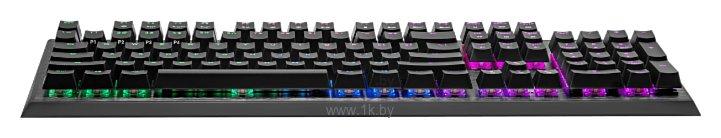 Фотографии Cooler Master CK550 V2 Red Switch Black USB