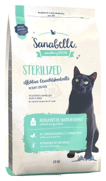 Фотографии Sanabelle (2 кг) Sanabelle Sterilized