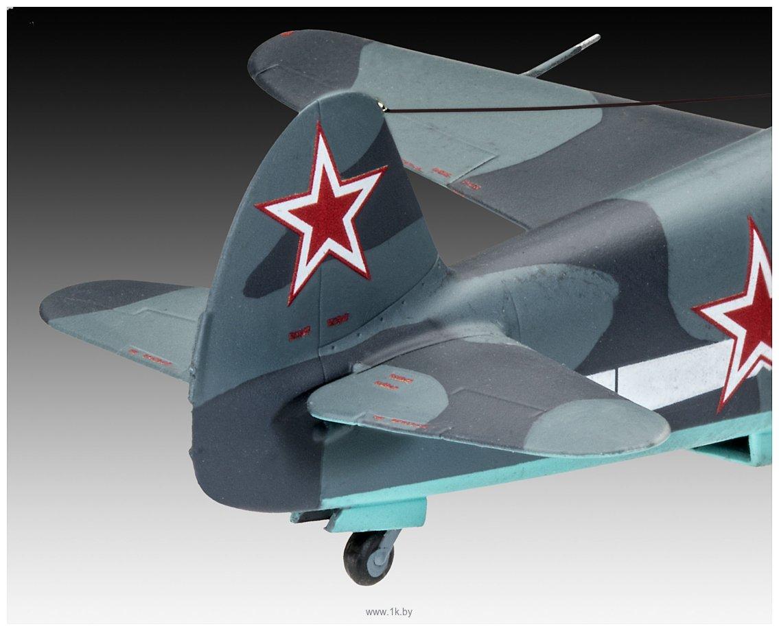 Фотографии Revell 03894 Советский одномоторный истребитель Yakovlev Yak-3