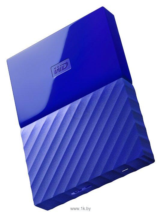 Фотографии Western Digital My Passport 4 TB (WDBUAX0040B)