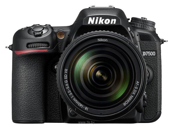 Фотографии Nikon D7500 Kit