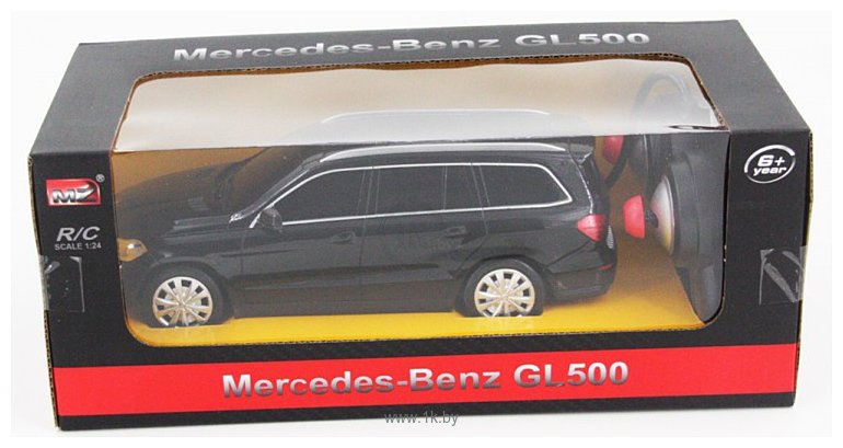 Фотографии MZ Mercedes Benz GL500 1:24 (27052)