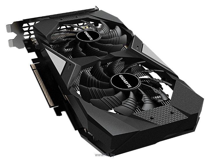 Фотографии GIGABYTE GeForce GTX 1660 SUPER OC (GDDR6 GV-N166SOC-6GD)