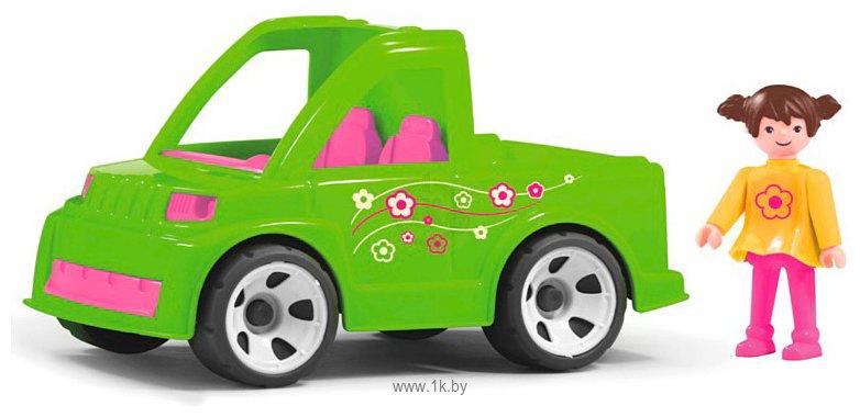 Фотографии Efko Автомобиль службы озеленения с водителем 33216EF-CH