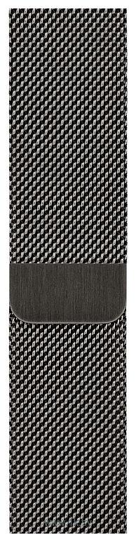 Фотографии Apple Миланский сетчатый браслет 44 мм (графитовый) MYAQ2