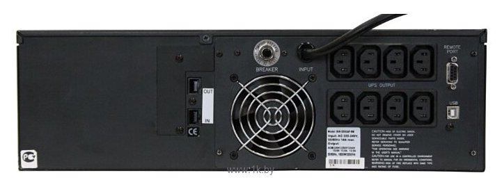 Фотографии Powercom King Pro RM KIN-3000AP LCD