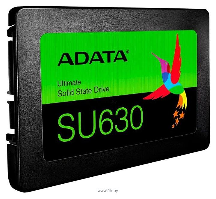 Фотографии ADATA Ultimate SU630 480GB