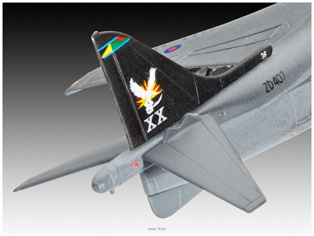 Фотографии Revell 03887 Штурмовик Bae Harrier GR.7