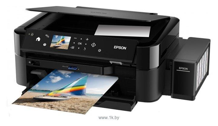 Фотографии Epson L850