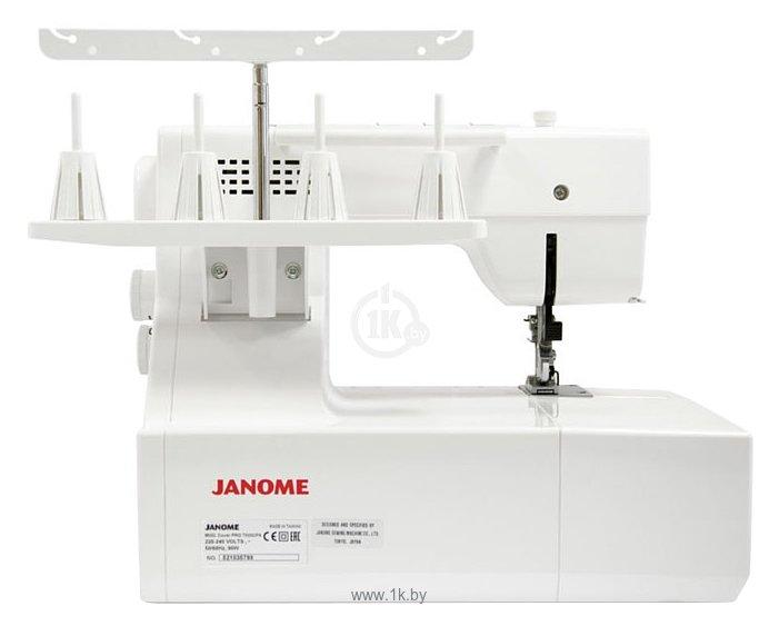 Фотографии Janome Cover Pro 7000 CPS