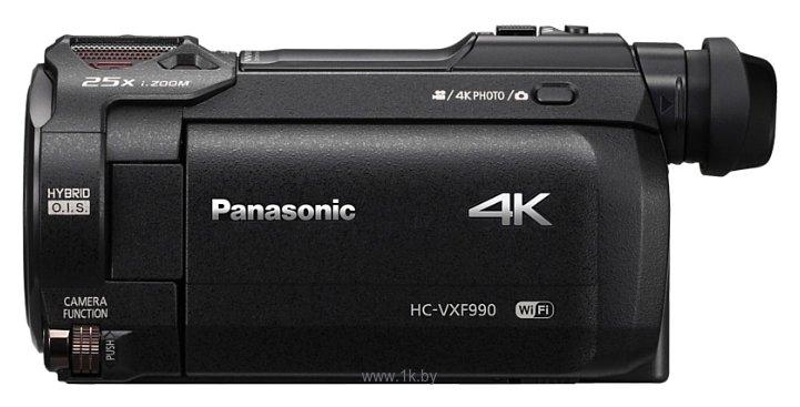 Фотографии Panasonic HC-VXF990