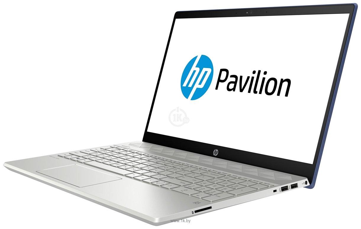 Фотографии HP Pavilion 15-cs0010ur (4GN90EA)