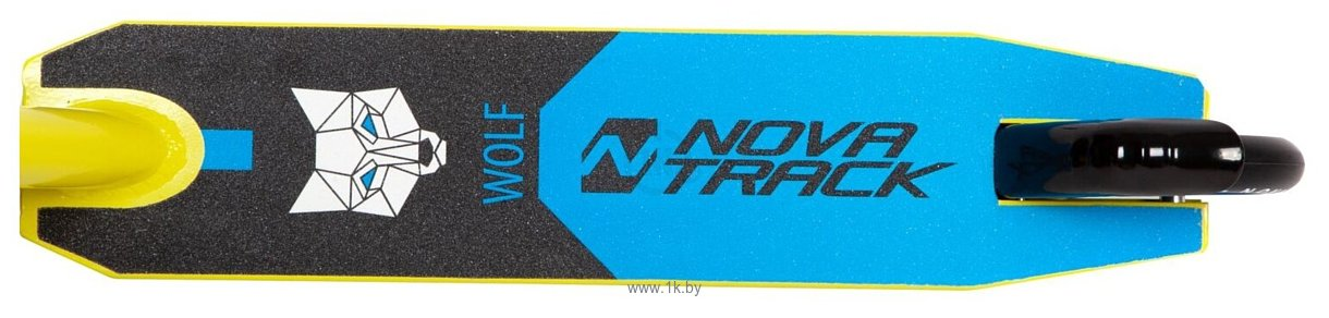 Фотографии Novatrack WOLF 110 Alloy (2021)
