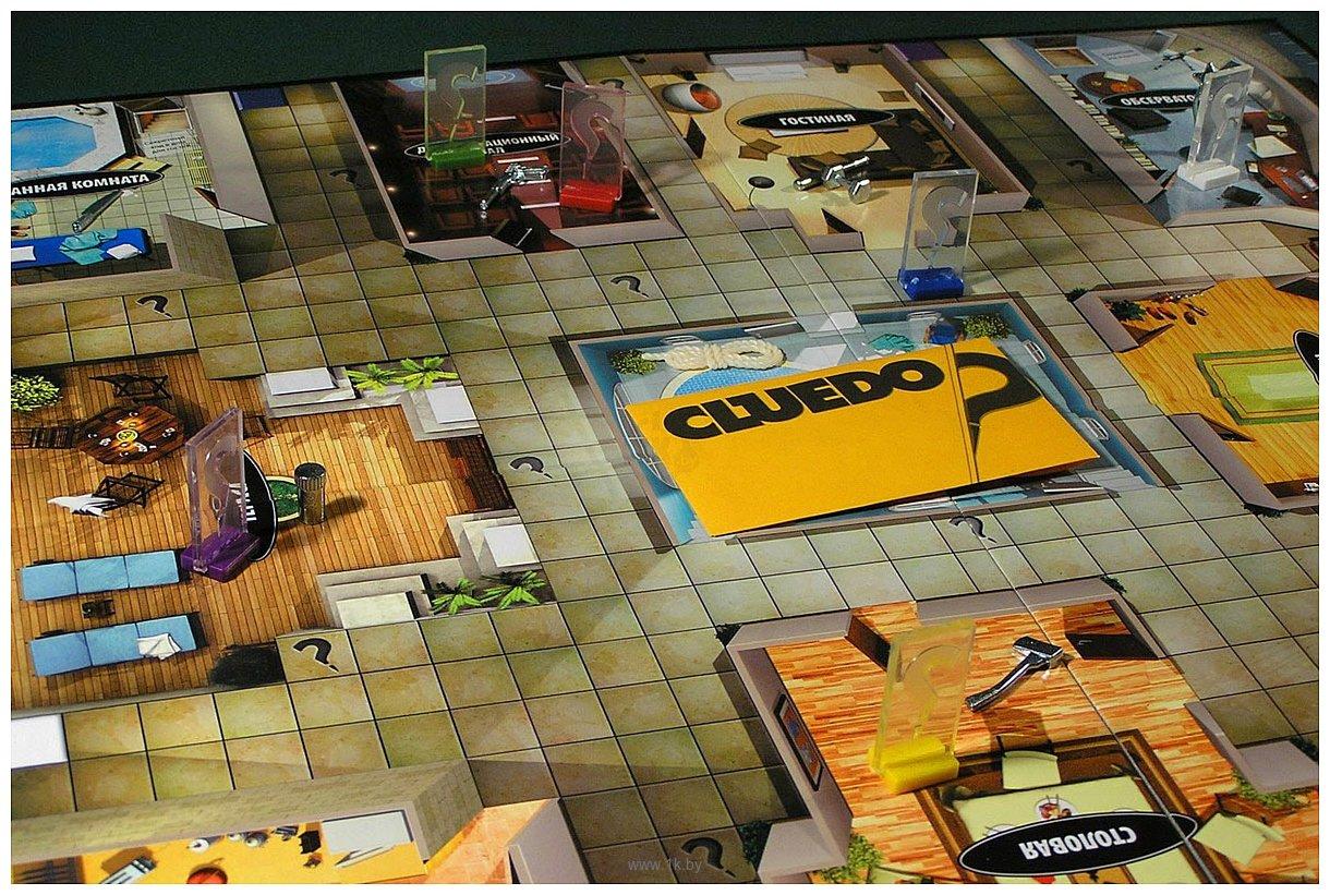 Фотографии Hasbro Клуэдо (Cluedo)