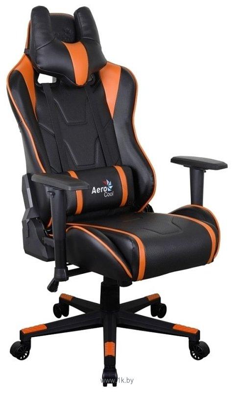 Фотографии AeroCool AC220 AIR (черный/оранжевый)