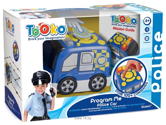 Фотографии Tooko Полицейская машина 81471
