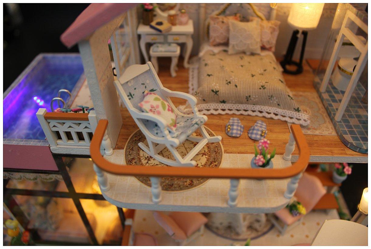 Фотографии Hobby Day DIY Mini House Дом для принцессы (13846)