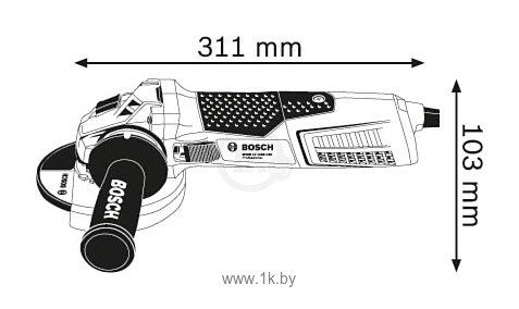 Фотографии Bosch GWS 17-125 CIE (060179H003)