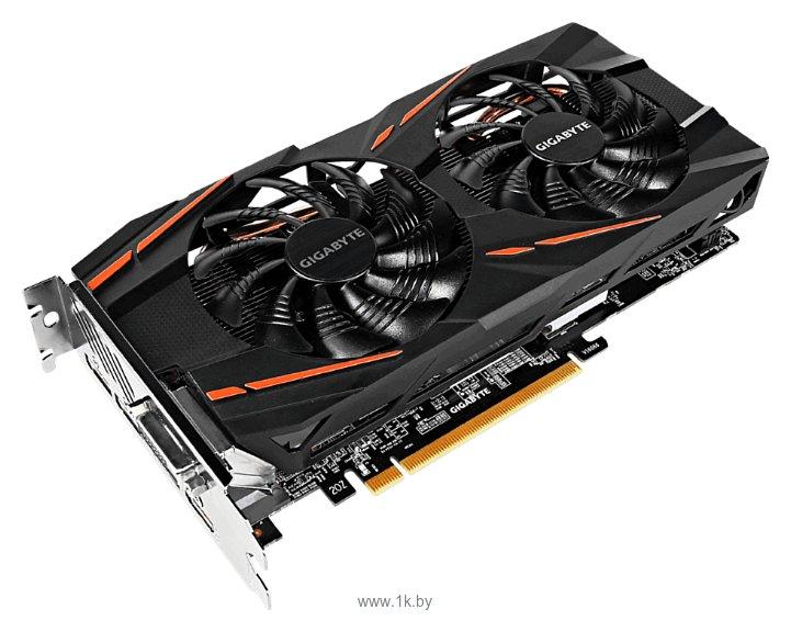 Фотографии GIGABYTE Radeon RX 570 1244Mhz PCI-E 3.0 8192Mb 7000Mhz 256 bit DVI HDMI HDCP Mining