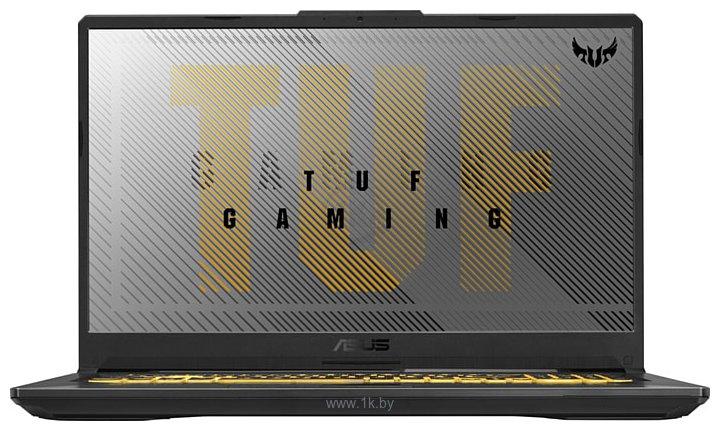 Фотографии ASUS TUF Gaming A17 FX706IU-H7119