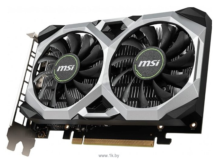 Фотографии MSI GeForce GTX 1650 VENTUS XS OC