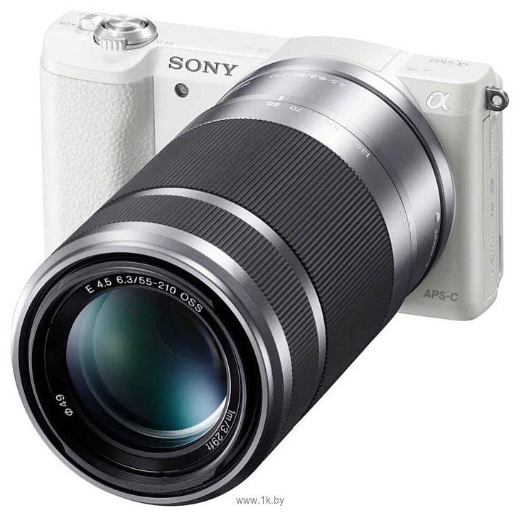 Фотографии Sony Alpha A5100 Kit