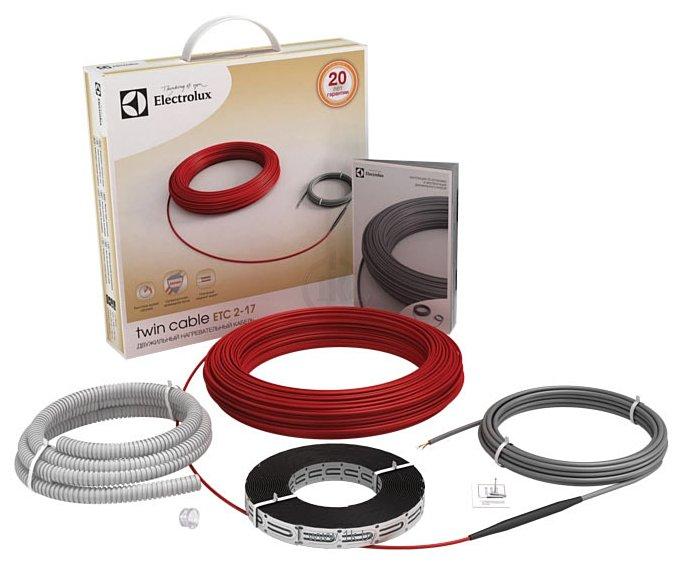 Фотографии Electrolux Twin Cable ETC 2-17-100