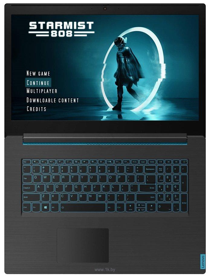 Фотографии Lenovo IdeaPad L340-17IRH Gaming (81LL00BGRE)