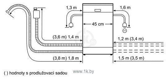Фотографии Bosch SPV 43M20