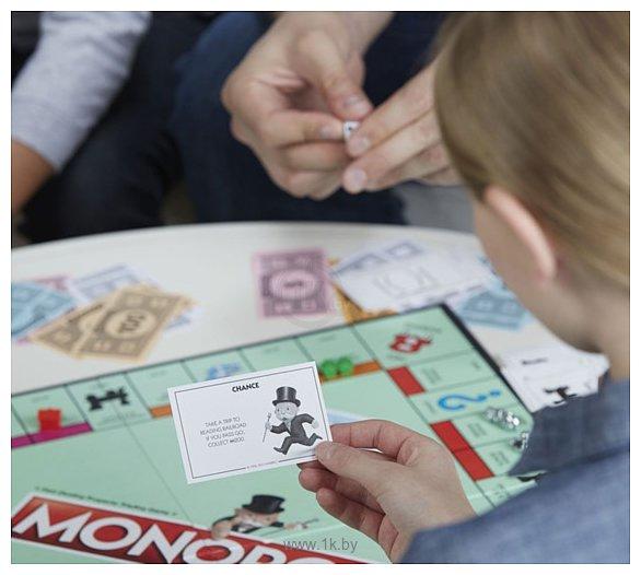 Фотографии Hasbro Монополия Обновленная