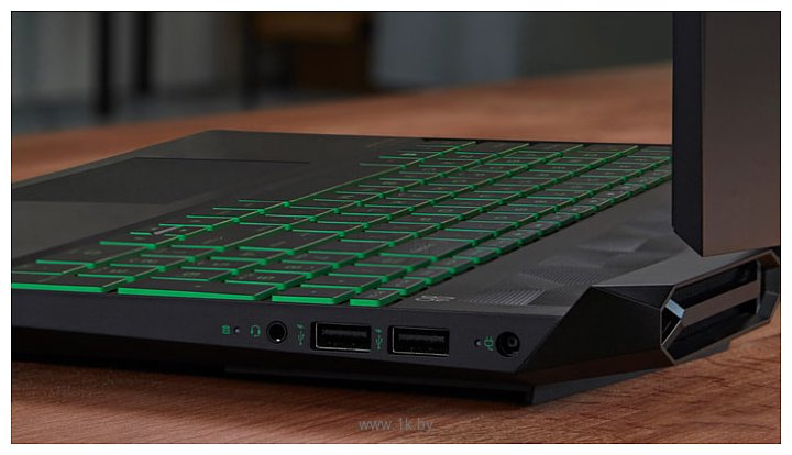Фотографии HP Pavilion Gaming 15-ec1036nw (21C40EA)