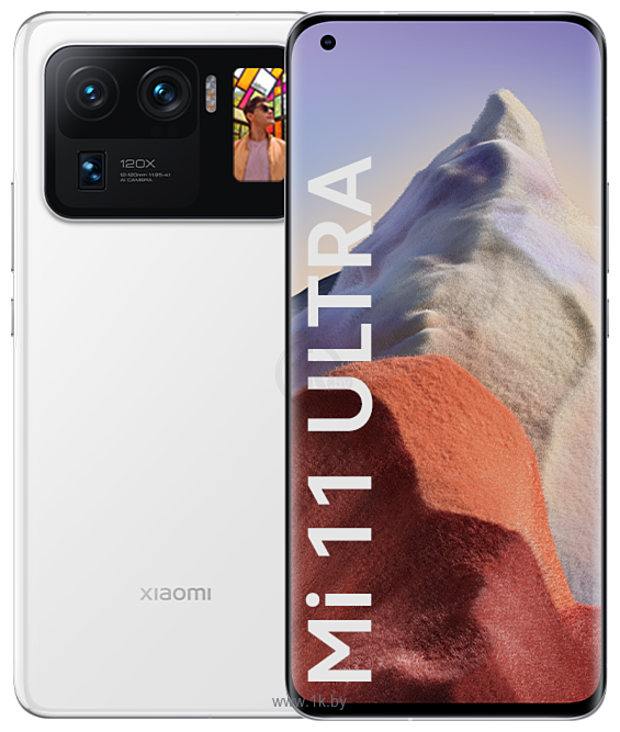 Фотографии Xiaomi Mi 11 Ultra 12/256GB