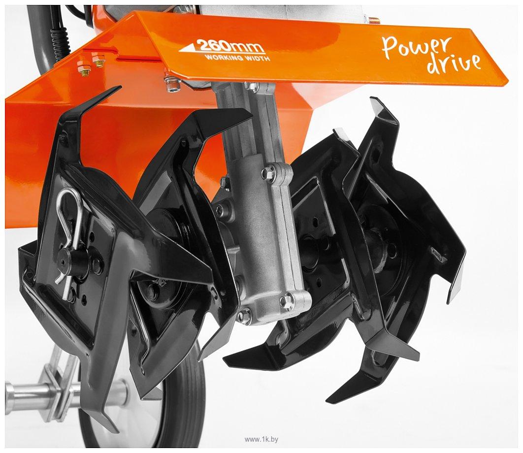 Фотографии Daewoo Power DAT 3530