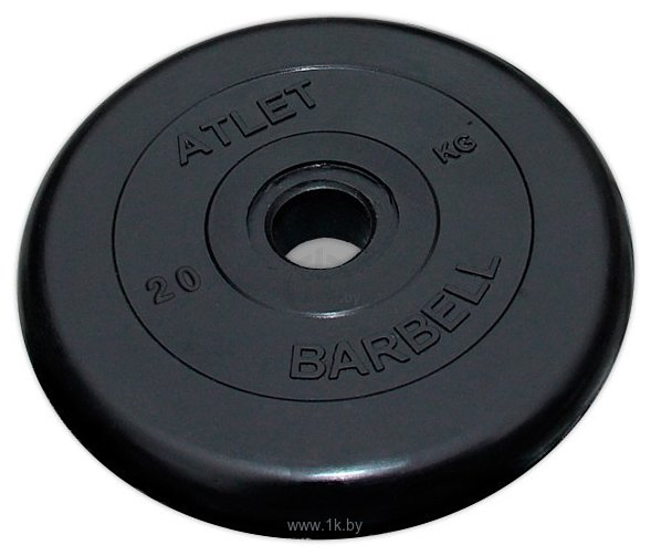 Фотографии Атлет 19,5 кг