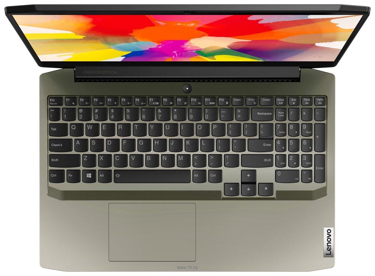 Фотографии Lenovo IdeaPad Creator 5 15IMH05 (82D40053RU)