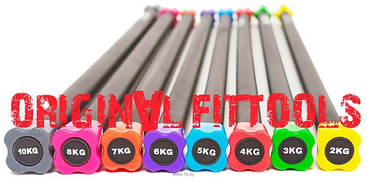Фотографии Original FitTools FT-BDB-2 2 кг