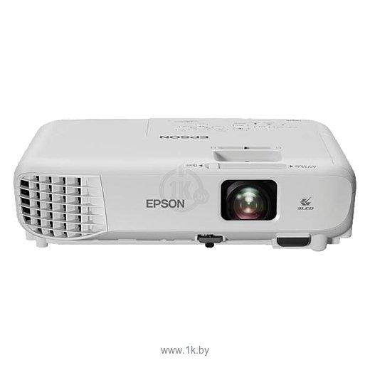 Фотографии Epson EB-X05