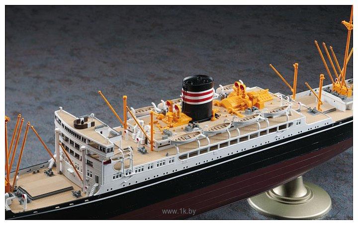 Фотографии Hasegawa N.Y.K. Line Hikawa Maru Passenger Cargo Ship