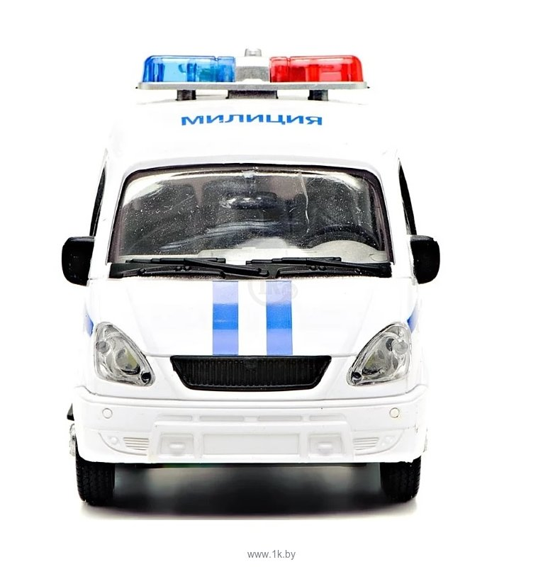 Фотографии Технопарк Газель Полиция X600-H09035-R