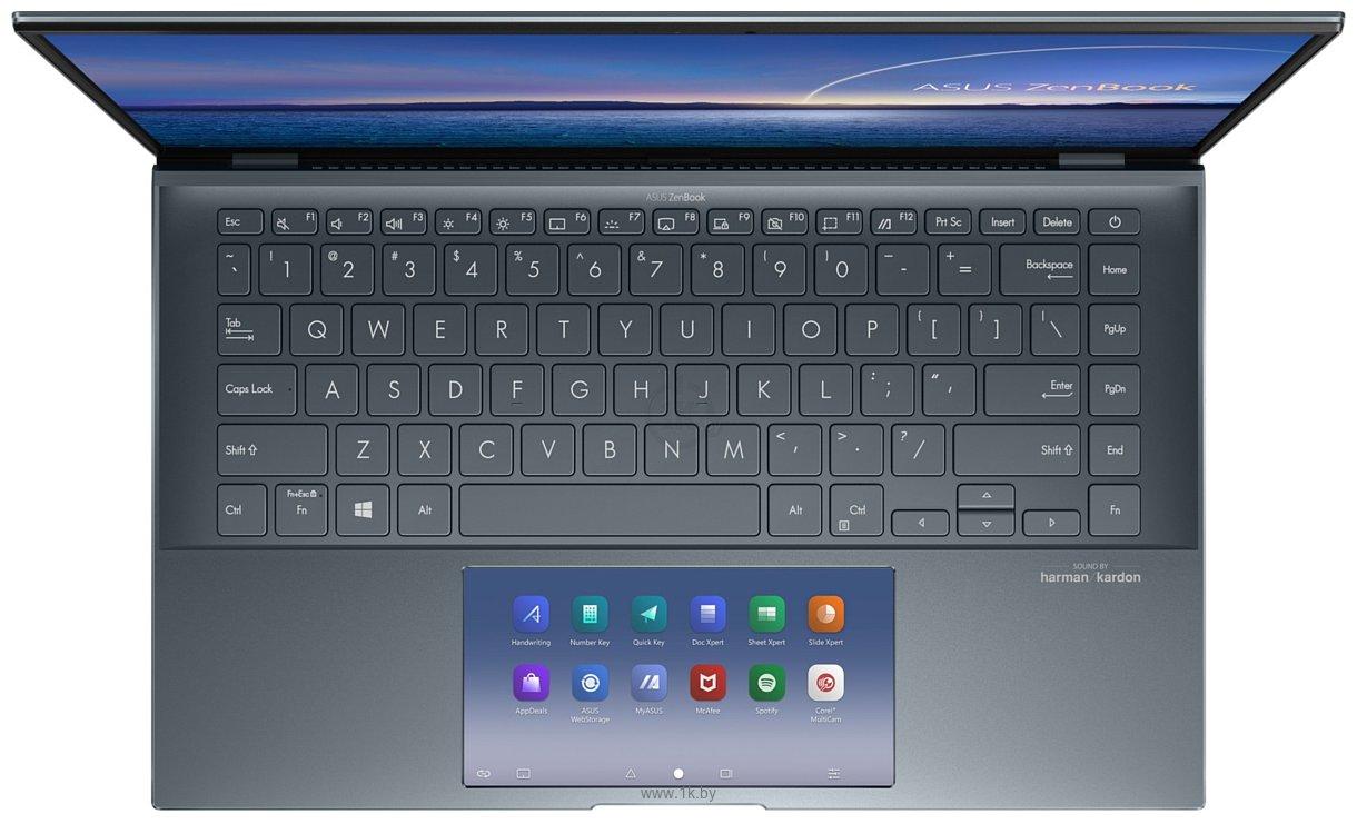 Фотографии ASUS ZenBook 14 UX435EG-A5059T