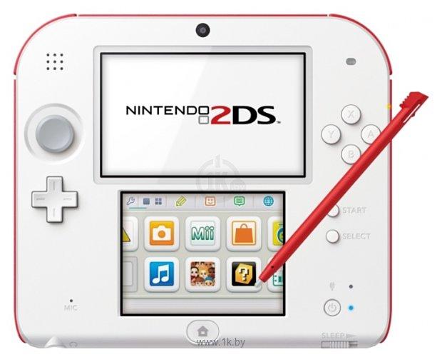 Фотографии Nintendo 2DS