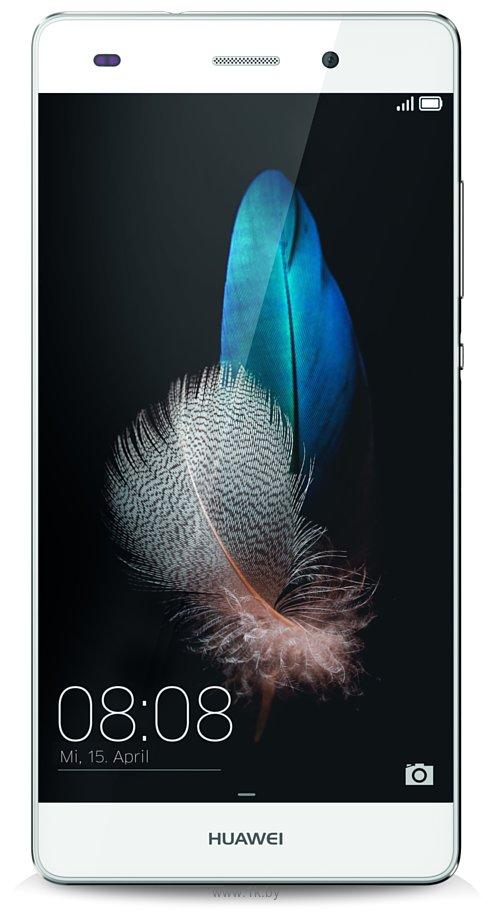 Фотографии Huawei P8 Lite