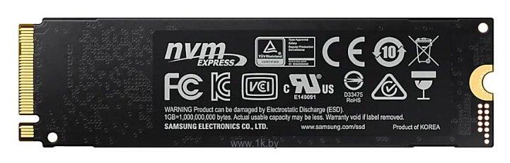 Фотографии Samsung MZ-V7S500BW