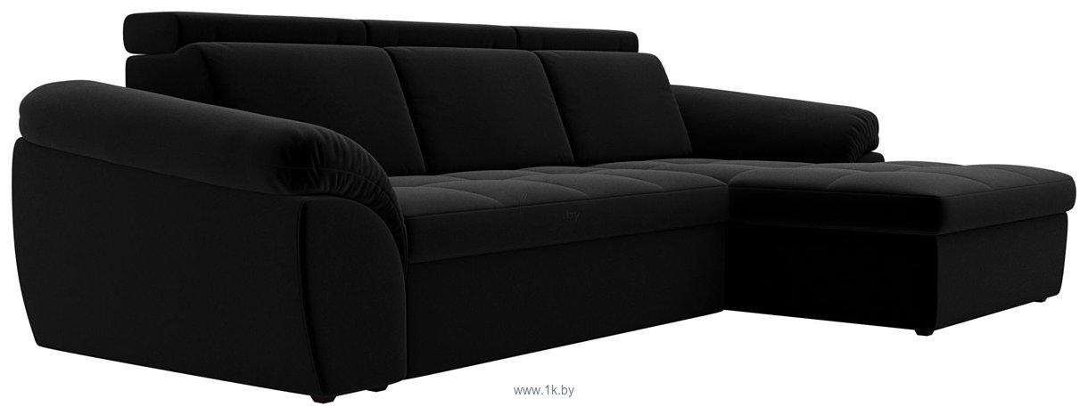 Фотографии Лига диванов Мисандра 101815 (черный)