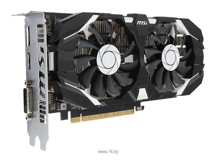 Фотографии MSI GeForce GTX 1050 Ti OC V1