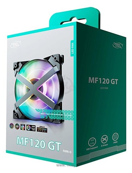 Фотографии Deepcool MF 120 GT