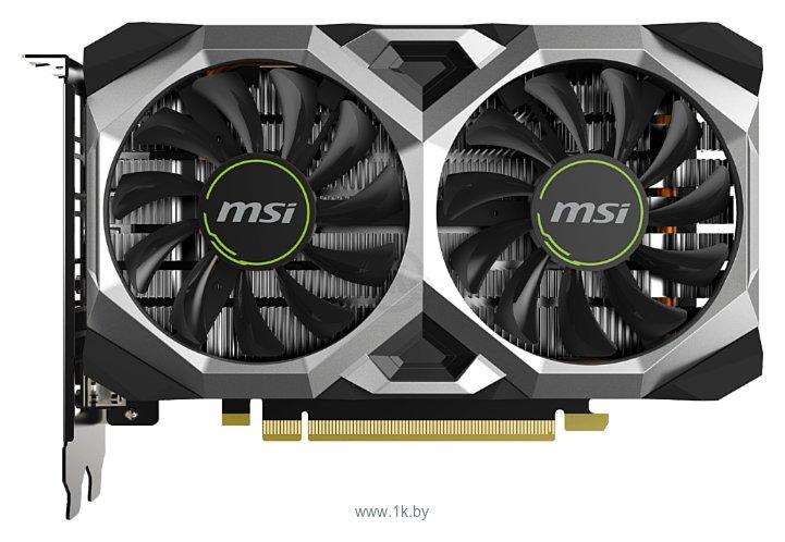 Фотографии MSI GeForce GTX 1650 SUPER VENTUS XS OC