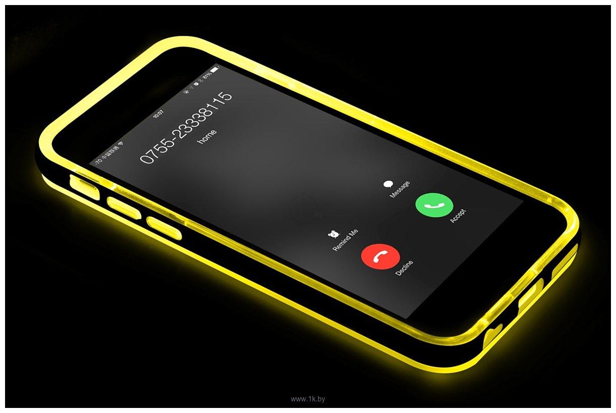 Как сделать чтобы фонарик моргал при звонке на айфоне 5 s